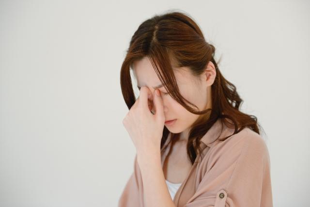 こめかみを押したら一時的に頭痛が取れるが、すぐに再発してしまう。|上尾市、蓮田市にある ひかり整骨院
