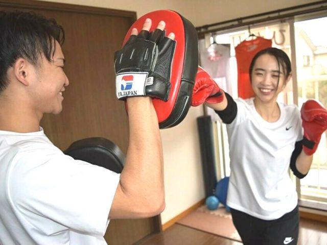 キックボクシングでダイエットしよう!|埼玉県・上尾市、蓮田市にあるひかり整骨院